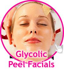 Glycolic Peel Facials
