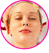 Glycolic Peel Facials